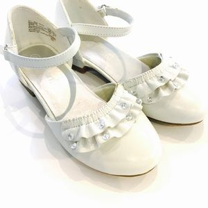 Other - White Toddler Dress Shoes