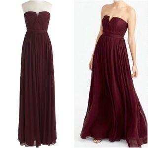 J. Crew Nadia Long Dress