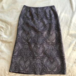 Pendleton Dresses & Skirts - Pendleton 100% virgin wool sz 14 tapestry skirt