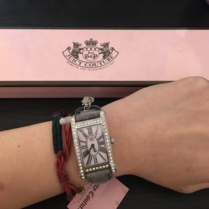 Juicy Couture Rhinestone Watch