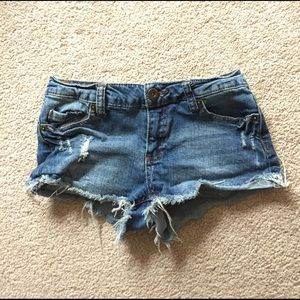 Highway Jeans Pants - Jean Shorts