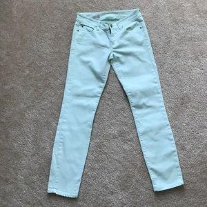 GAP Denim - Gap Always Skinny Mint Jeans