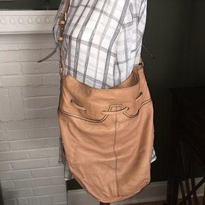 Kooba Handbags - Beautiful Tan Leather Bag by Kooba