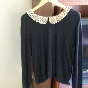 Retro Chic Tops - Sweater