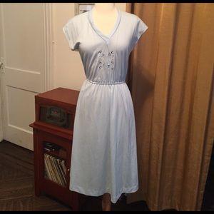Vintage 70s dress.