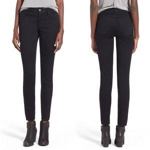 1822 Denim Denim - 1822 black skinny jeans