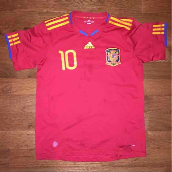 newest 6a783 3fcfc Cesc Fabregas Spain Jersey