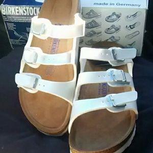 """Birkenstock Shoes - NWT. Birkenstock """"Florida"""""""