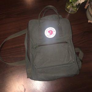 Fjallraven Handbags - Fjallraven backpack normal size authentic