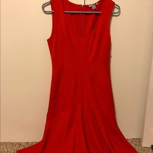 Zac Posen Dresses & Skirts - Zac Posen red flare dress size 6