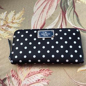 kate spade Handbags - 🛑Price Drop🛑ks Blake Ave Neda Zip Around Wallet