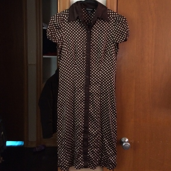 bebe Dresses & Skirts - BEBE retro looking dress
