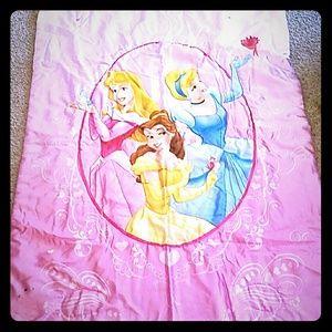 Disney Princess toddler bedset
