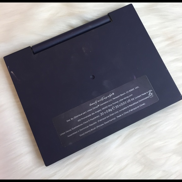 Urban Decay Makeup - Urban Decay The Vice Palette