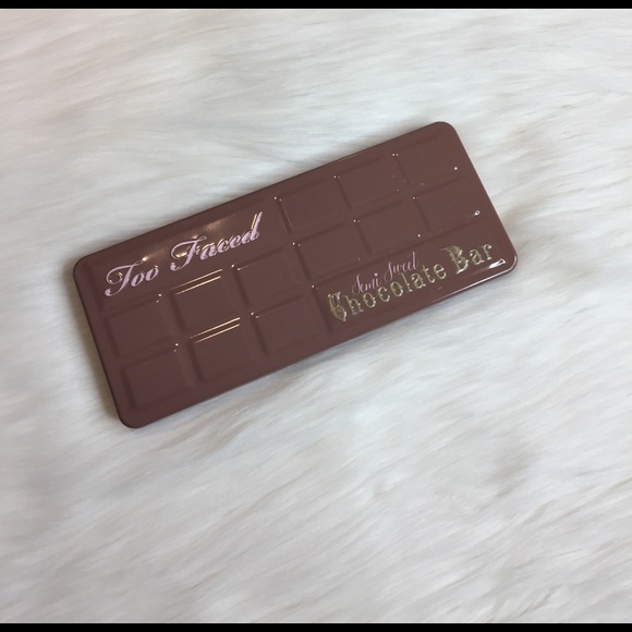 Too Faced Makeup - Too Faced Semi Sweet Chocolate Bar Palette