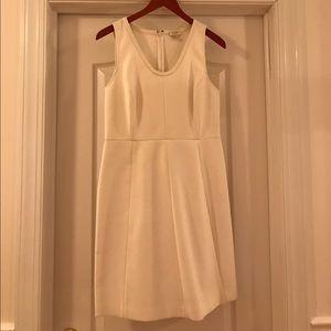 J.Crew Factory Sleeveless Crepe Dress