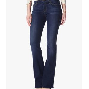 """7 For All Mankind Denim - 7 for all mankind """"A"""" POCKET FLARE IN NOUVEAU"""