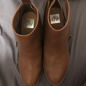NWOT Women's booties never worn