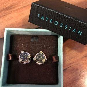 Tateossian Other - Tateossian Rotondo Gear Cufflinks