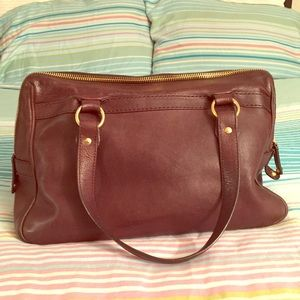 7c6a9fab8a Tod's Bags | Tods Leather Took Tracolla Media Shoulder Bag | Poshmark