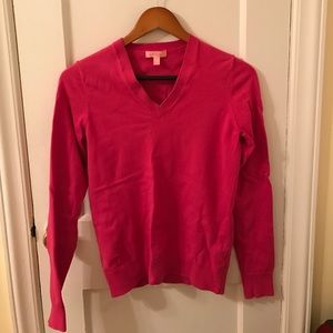 Lilly Pulitzer pink sweater