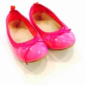 GAP Other - Baby Gap Hot Pink Shoes