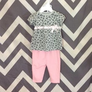 Bon Bebe Other - Animal Print Set - 6-9 Months