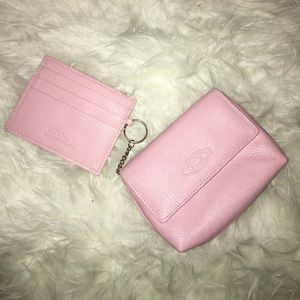 44878c0dad Tod's Bags   Newtods Light Pink Leather Walletcardholder   Poshmark