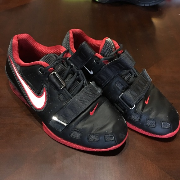llevar a cabo hada homosexual  Nike Shoes | Romaleos 2s Black Red | Poshmark
