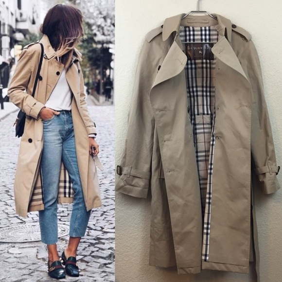 5ae3c00e398 Burberry Jackets   Blazers - Burberry trench coat price firm