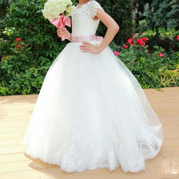Dresses | Little Bride Gown | Poshmark