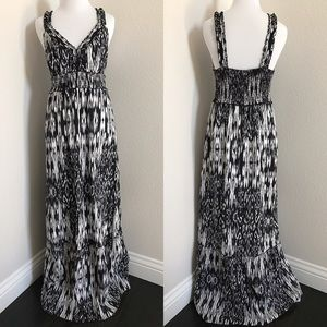 AGB Dresses & Skirts - Worn Once Ikat Print Maxi Dress Resort Festival