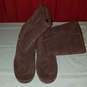 Bjorn Borg Shoes - Suede fuzzy boots