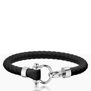 Omega Jewelry - Omega rubber sailing bracelet