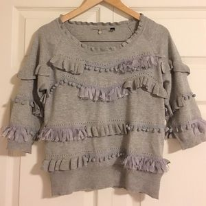 NWOT Anthropologie Knitted and Knotted Sweater