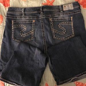 Silver Jeans Denim - Silver Jeans Suki