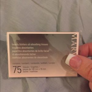 Mary Kay Beauty Blotting Oil-absorbing Tissues