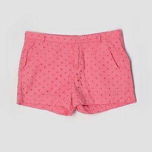 Adorable bubble gum pink shorts!