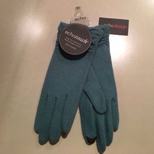 Echo Design Accessories - NWT Echo Touch Screen Gloves