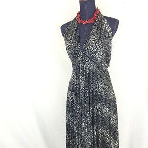 Norma Kamali Dresses & Skirts - Multi-Way NORMA KAMALI Gray Dress Halter Black