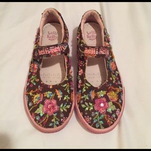 Lelli Kelly Kids Other - Adorable Beaded Mary Janes