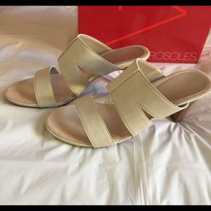 AEROSOLES Shoes - Aerosols Strotosphere Sandal (New in Box)