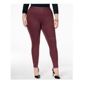 HUE Pants - NWT HUE Denim Legging Sz XXL