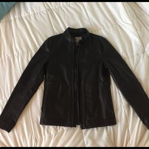 Zara jacket - new, size Medium, faux leather