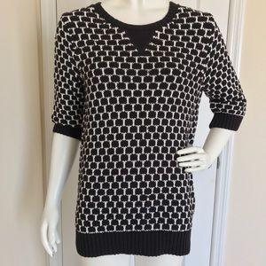 Kirna Zabete Sweaters - BOGO Kirna Zabete Target Black White Sweater XS