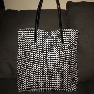 Authentic Kate Spade heart tote