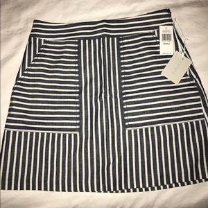 1 STATE skirt