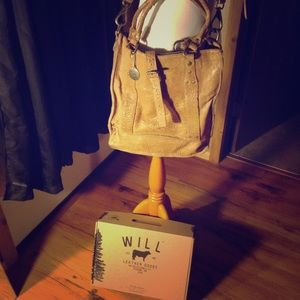 Will Leather Goods Handbags - Will Leather Goods - pebble leather bag.