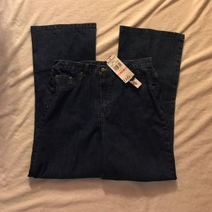 Alfred Dunner Denim - Alfred Dunner Bootcut Jeans, Size 10, NWT
