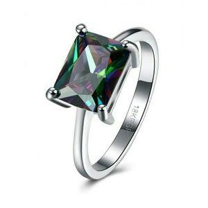 Jewelry - mystic topaz ring